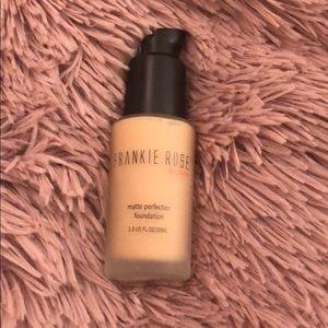 Frankie Rose Makeup - Frankie Rose Matte Perfection Foundation